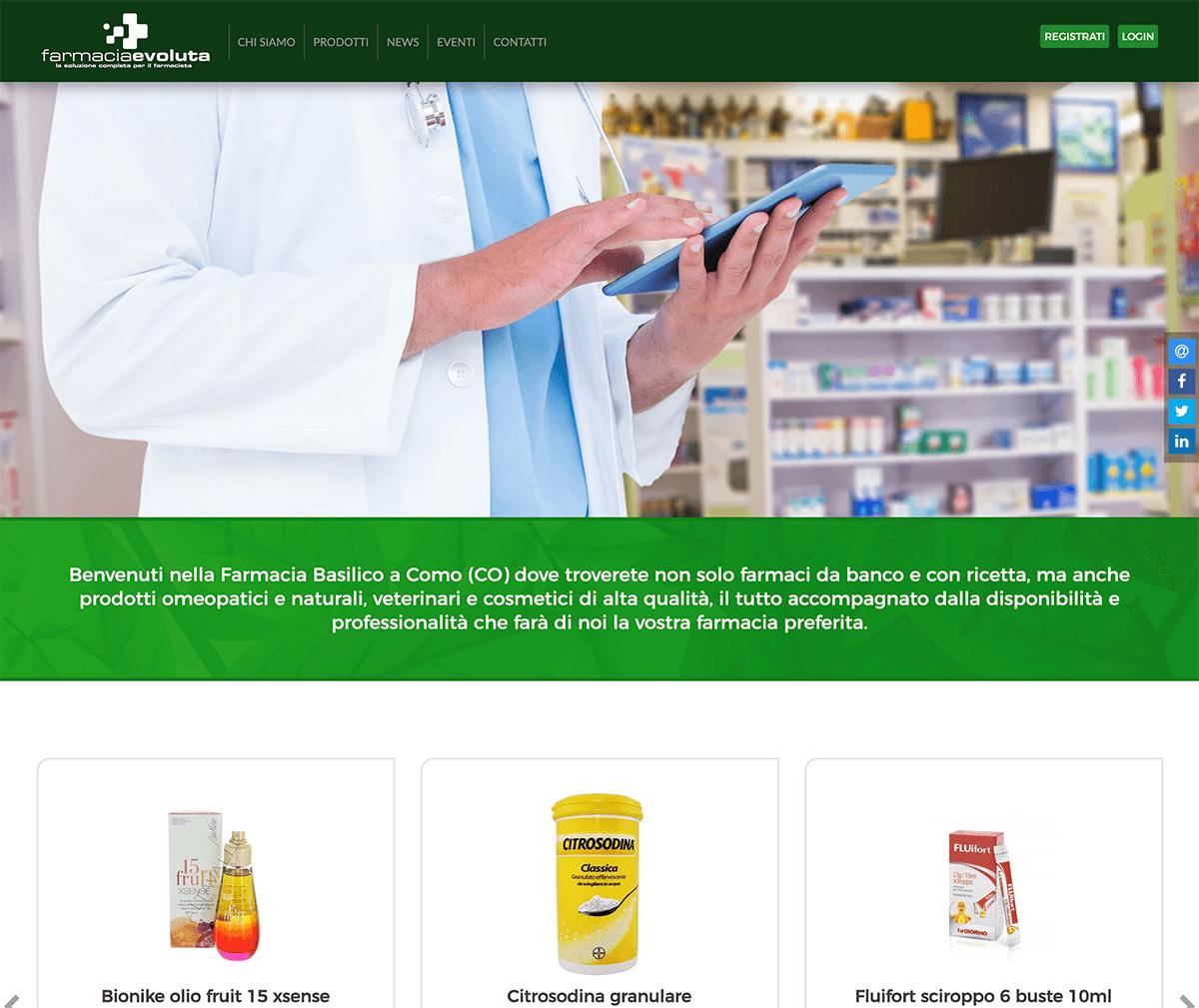 sito bello farmacia