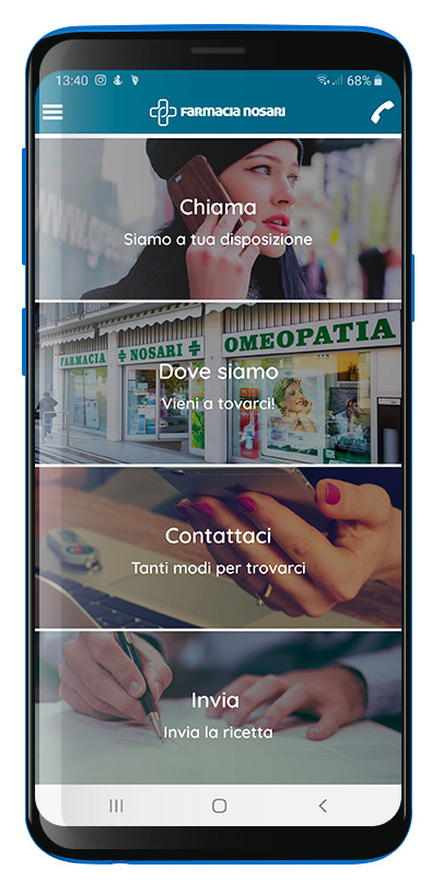 app farmacia nosari android iphone