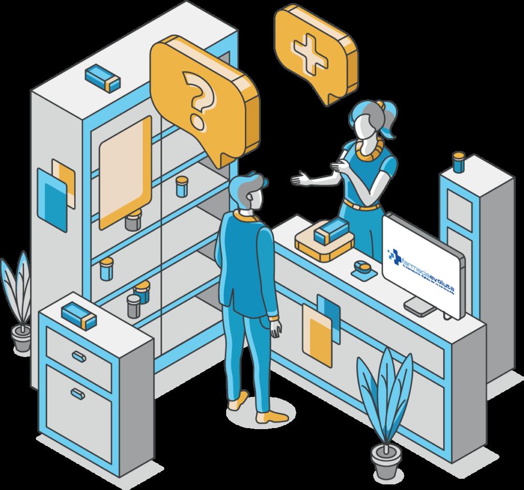 E-commerce Farmacia Evoluta