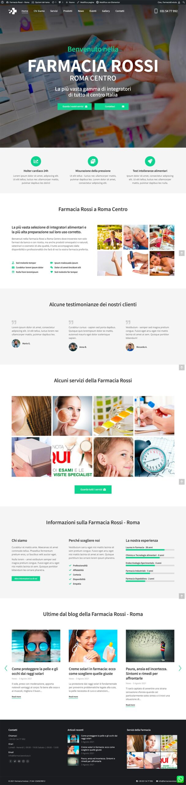 farmacia evoluta next generation - quarzo