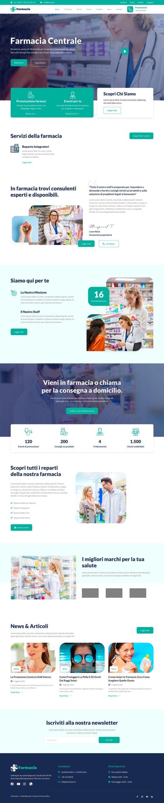 farmacia evoluta next generation - topazio