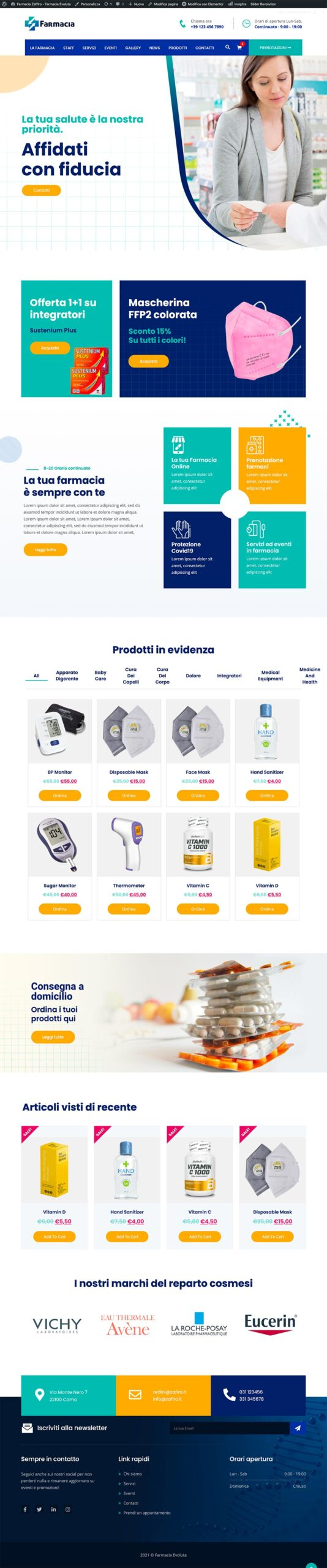 farmacia evoluta next generation - zaffiro